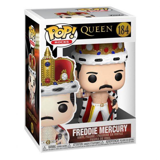 Funko POP! Queen - Freddie Mercury King