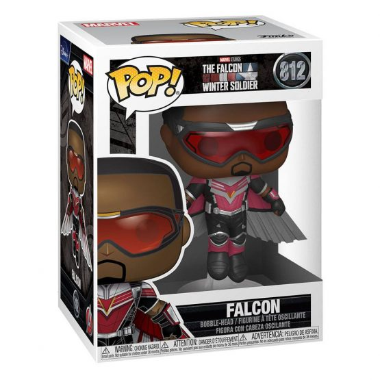 Funko POP! Marvel The Falcon and the Winter Soldier - Falcon Flying