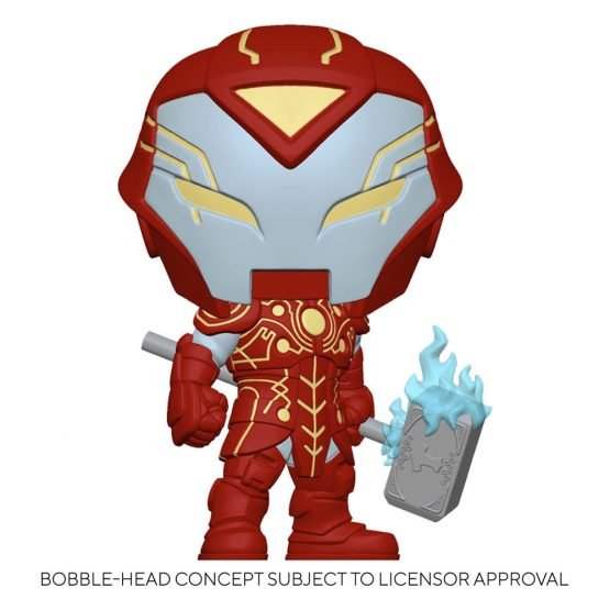 Funko POP! Marvel Infinity Warps - Iron Hammer