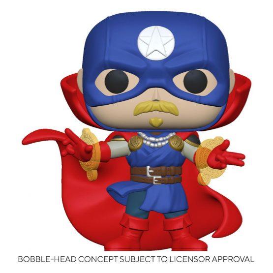 Funko POP! Marvel Infinity Warps - Soldier Supreme