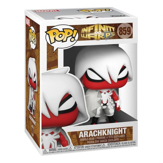 Funko POP! Marvel Infinity Warps - Arachknight