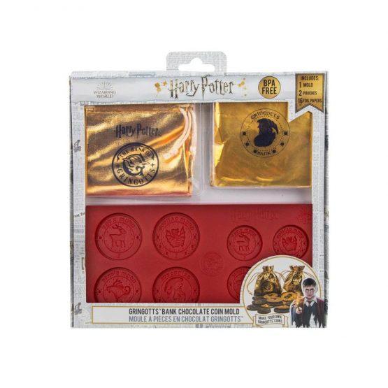 Harry Potter Gringotts Jégkocka forma és Csoki öntőforma