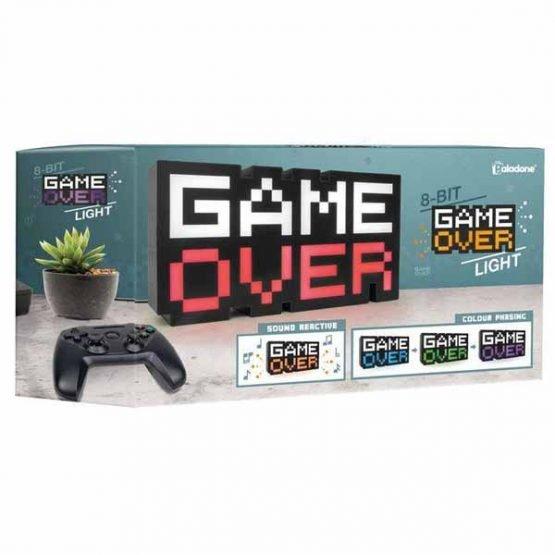 Game Over Lámpa - Hangulatvilágítás