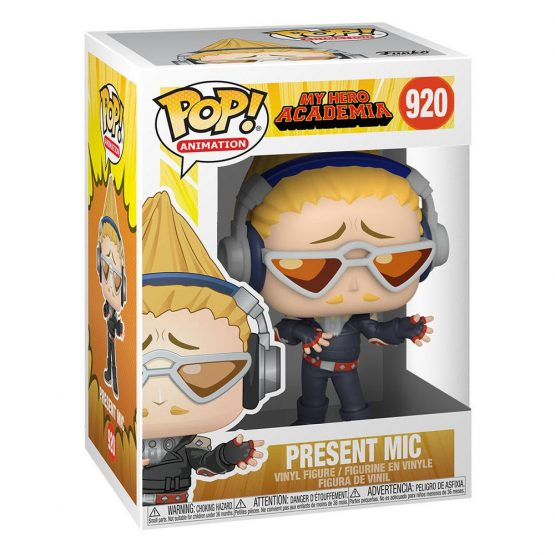Funko POP! My Hero Academia - Present Mic