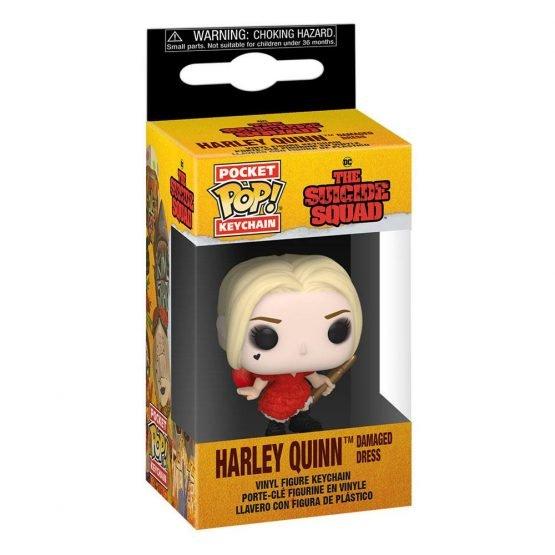 Harley Quinn kulcstartó
