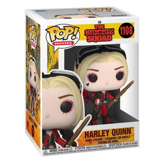 Harley Quinn pop